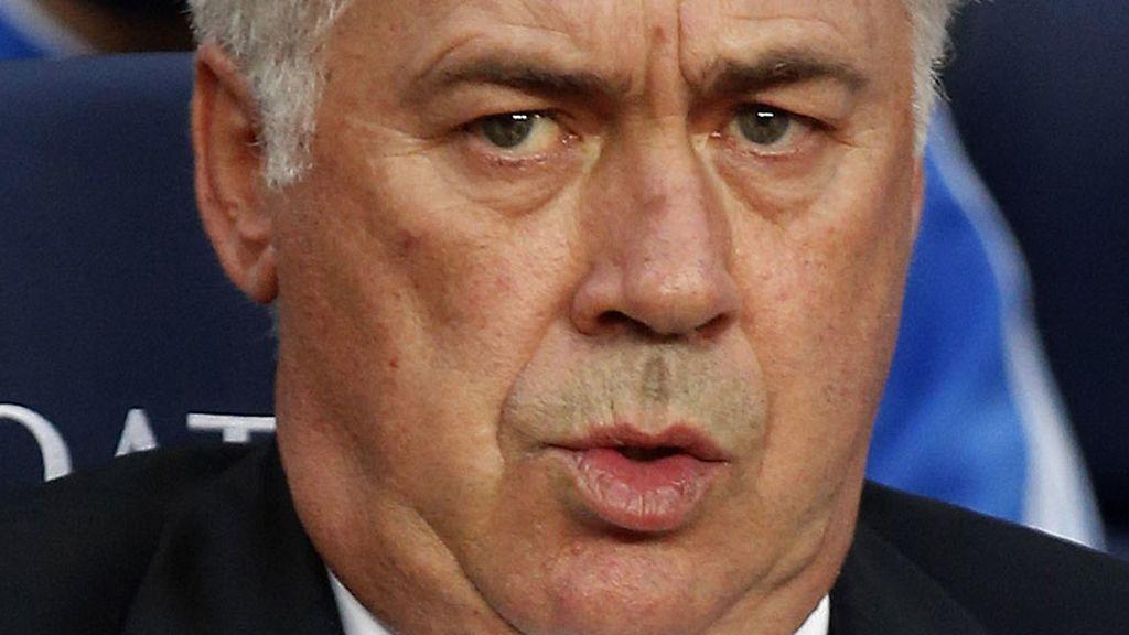 Así son los gestos del entrenador del Real Madrid