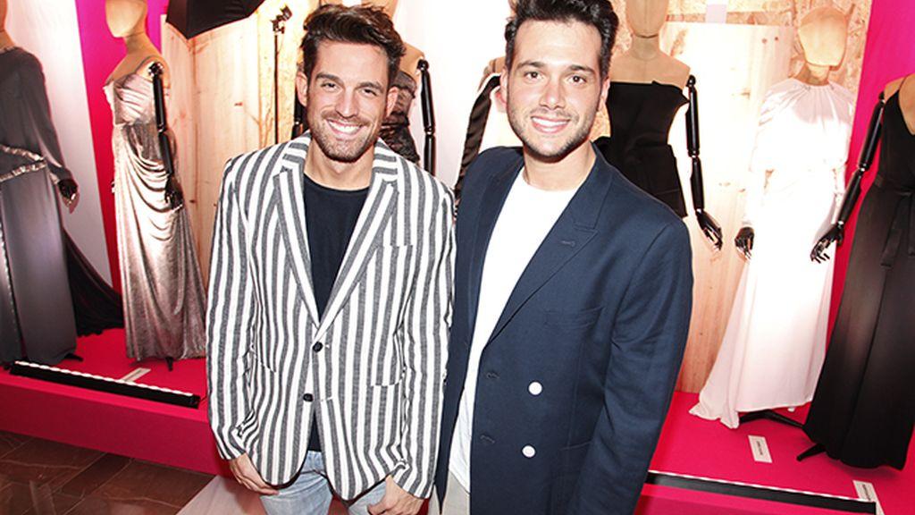 Alberto Ortiz Rey y Federico Rodríguez