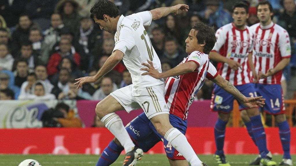 Real Madrid, Sporting. Foto: EFE