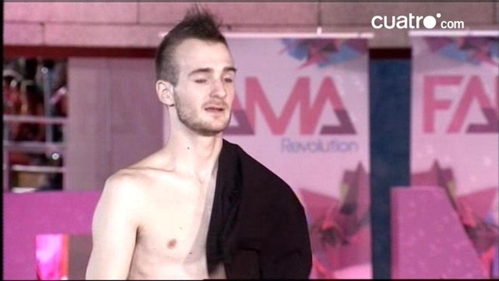 Victor Gamarra: Un BBoy apasionado del Ballet
