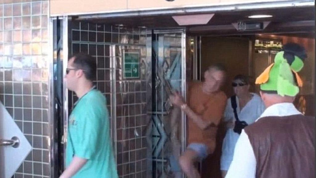 Un hombre recibe una indemnización de 21 millones por chocarse con una puerta