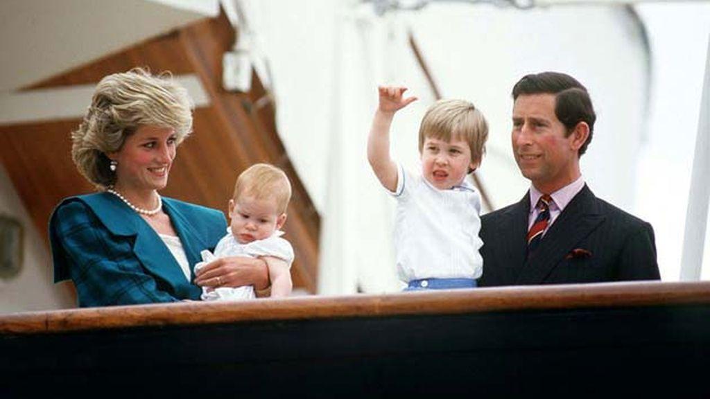 La vida del Príncipe William
