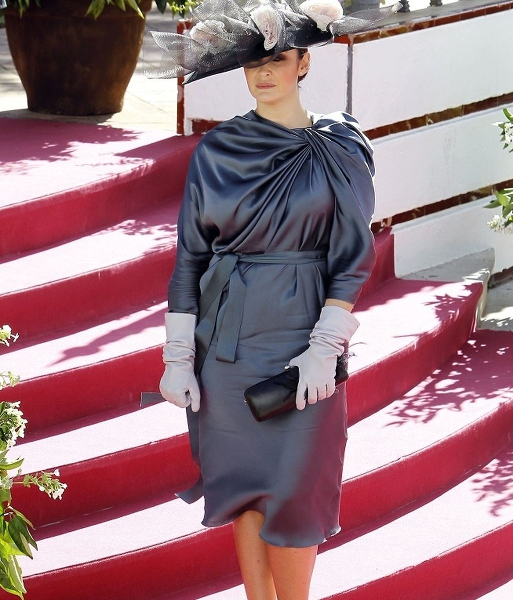 La diseñadora Vicky Martín Berrocal