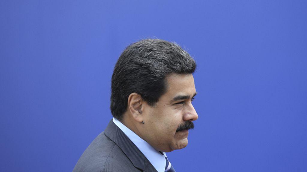 Nicolás Maduro, presidente de Venezuela asiste a las reuniones del Mercosur