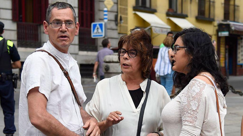 Capilla ardiente por Pedro Zerolo en la Casa de la Villa de Madrid