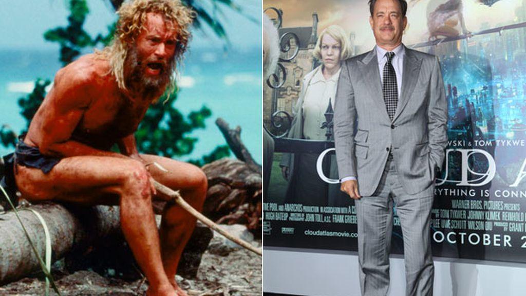 El náufrago Tom Hanks