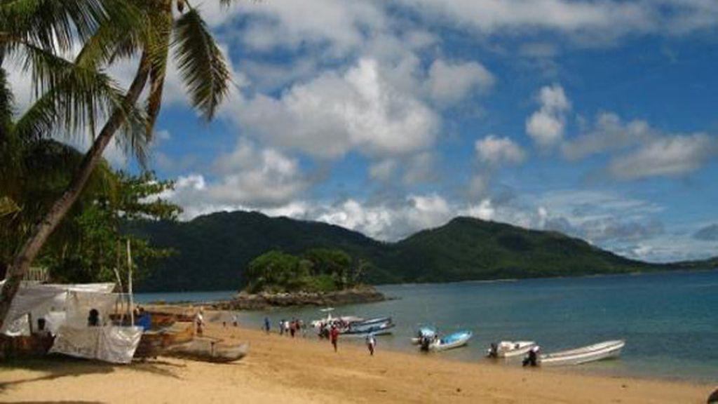 Isla Nosy Be, Madagascar