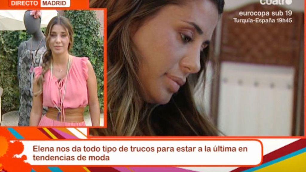 Elena Tablada, nueva videobloguera