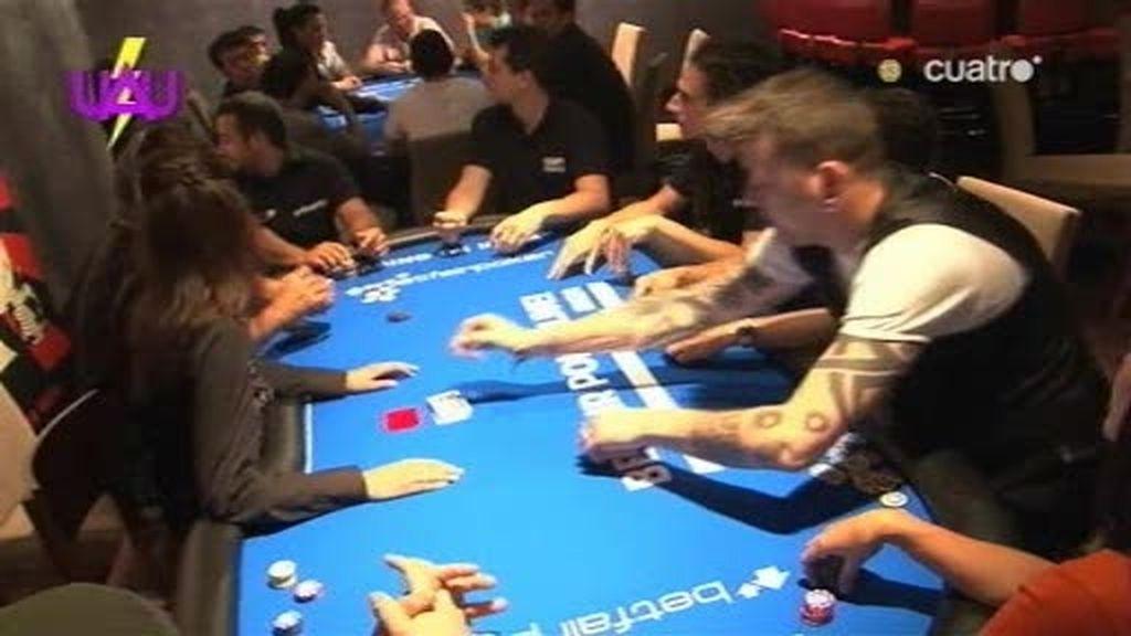 Tony Moog presentará UAU el miércoles tras ganar el campeonato de póker en Ibiza