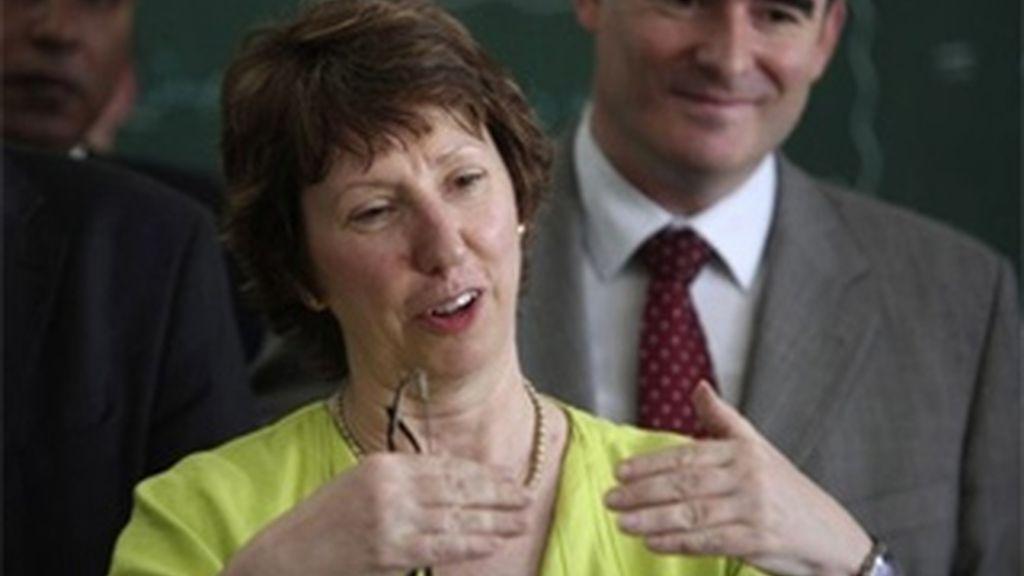 La última personalidad occidental que ha visitado ese territorio fue a mediados del presente mes la Alta Representante de Política Exterior y de Seguridad de la UE, la británica Catherine Ashton. Foto: AP