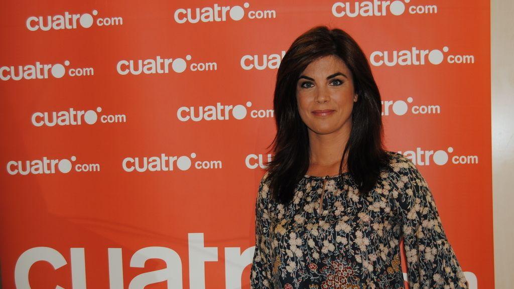 Samantha Villar visita Cuatro.com
