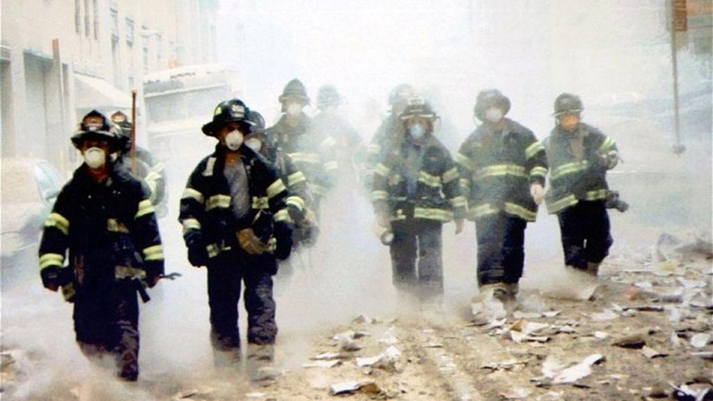 Tres de los bomberos del 11S han muerto al mismo tiempo de cáncer