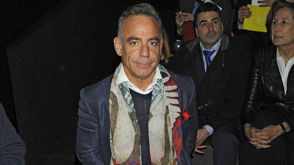 Joaquín Torres en el desfile de Ion Fiz