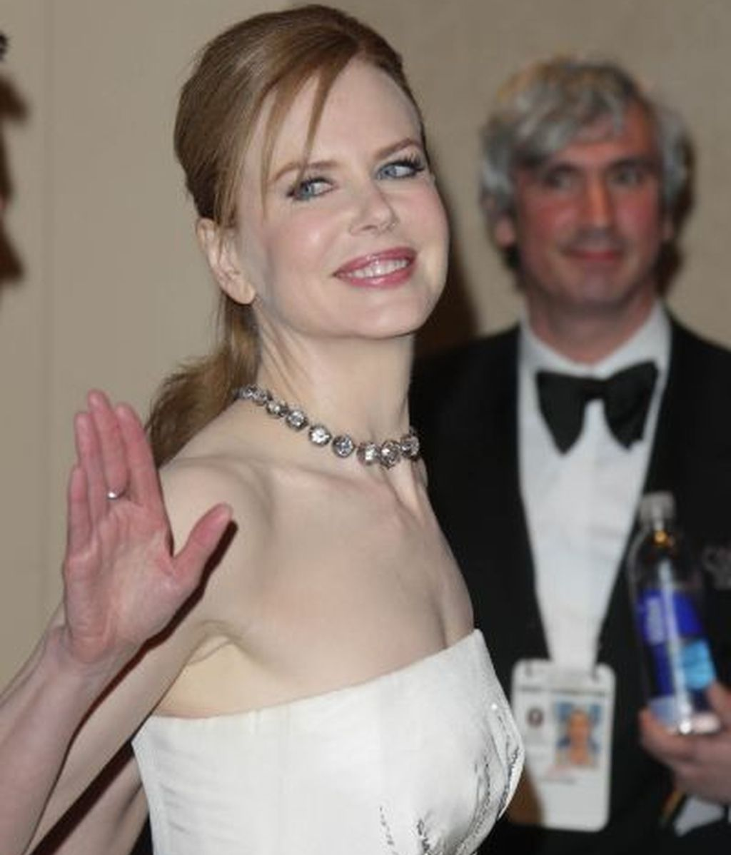 Nicole Kidman, exigente en la cama