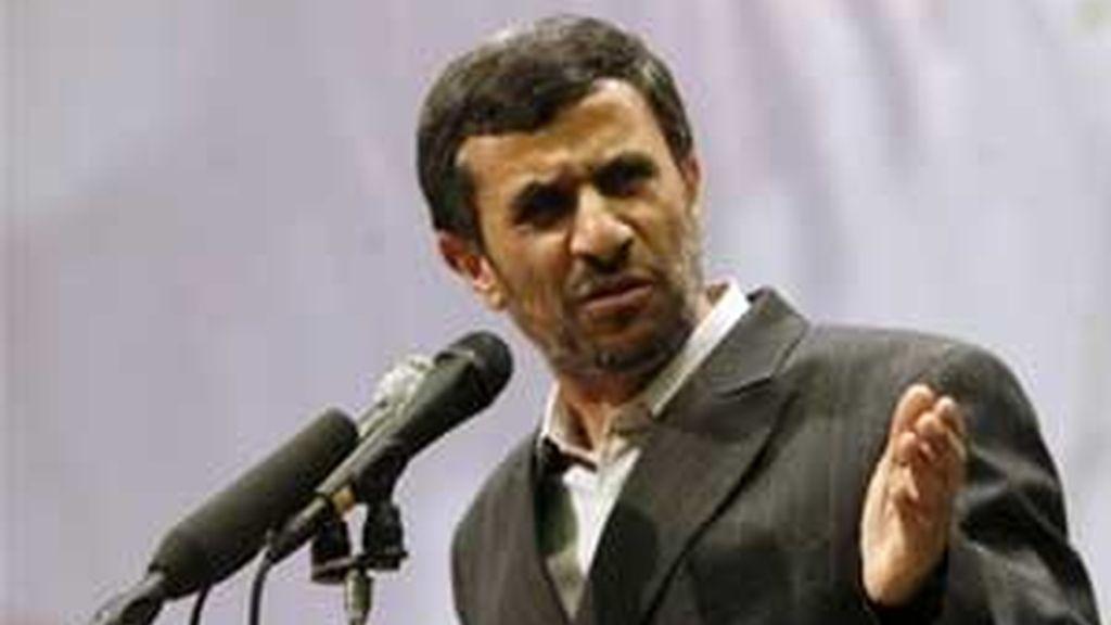 El mandatario ha insistido en que Washington ha interferido en los asuntos internos de Irán al comentar lo ocurrido tras conocerse el resultado de los pasados comicios presidenciales. FOTO: AP