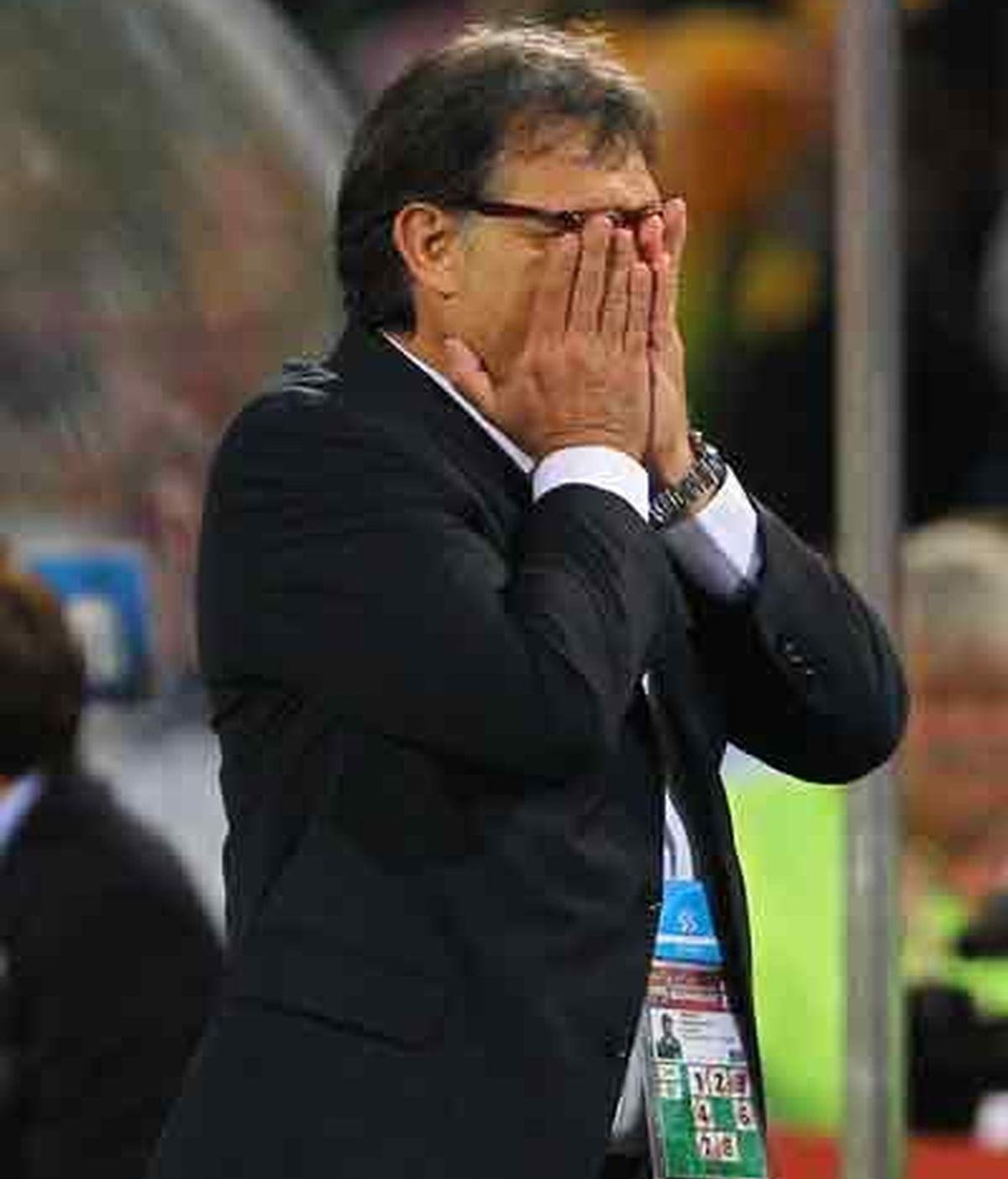 Gerardo Martino lo ve muy claro contra España