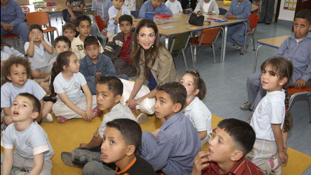 Escuela en Amman