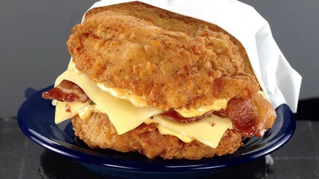 Sandwich de pollo, en todo su sentido