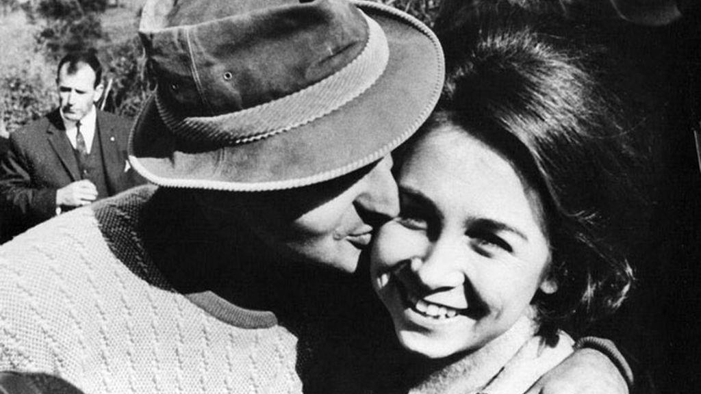En una escapada al campo en 1966