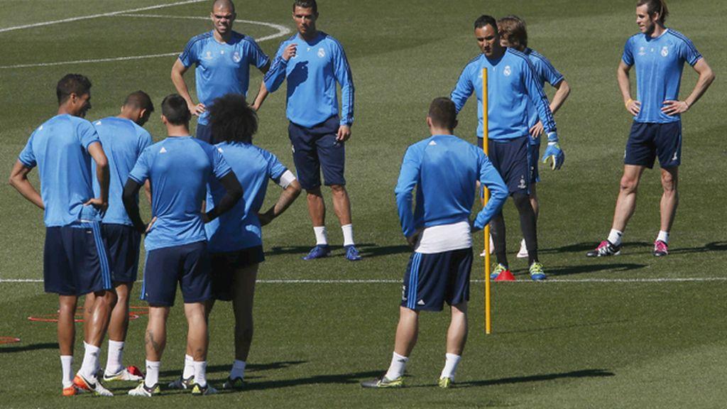 El Bernabéu y Cristiano para sacar el billete a Milán