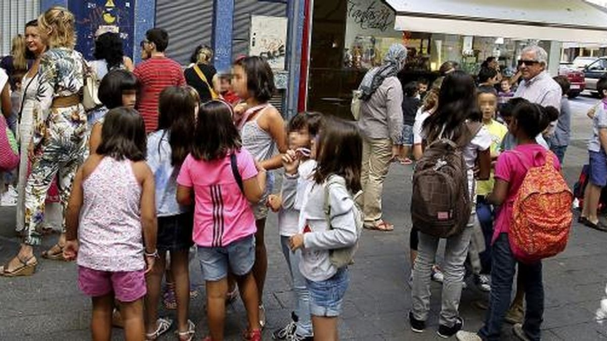 Los niños se comportan con mayor generosidad cuando son observados