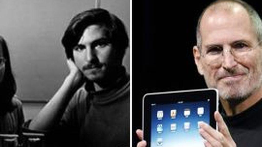 Del 'Apple I' al 'iPad 2'. Foto: AP.
