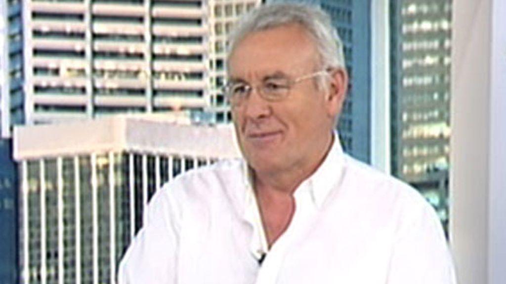 """Cayo Lara ha asegurado que IU debe evitar el """"paso del PP a los gobiernos""""."""