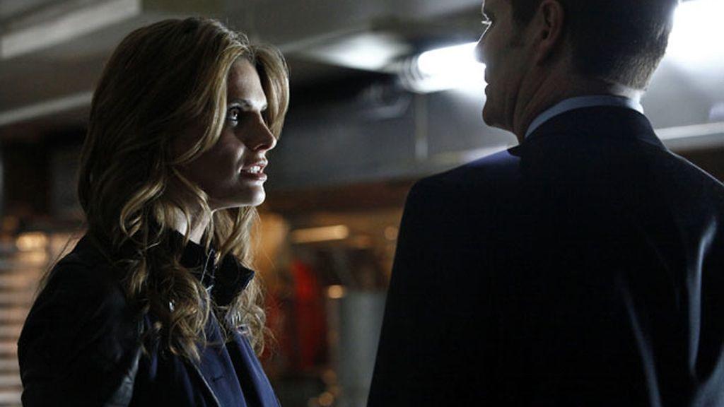 Primeras imágenes del estreno de la 5ª temporada de Castle