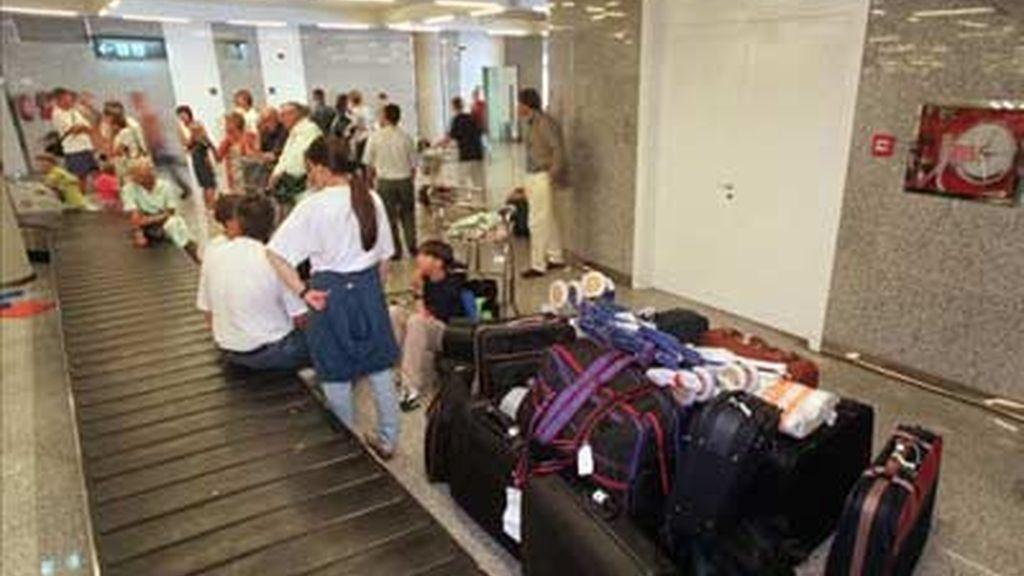 Cinta de aeropuerto