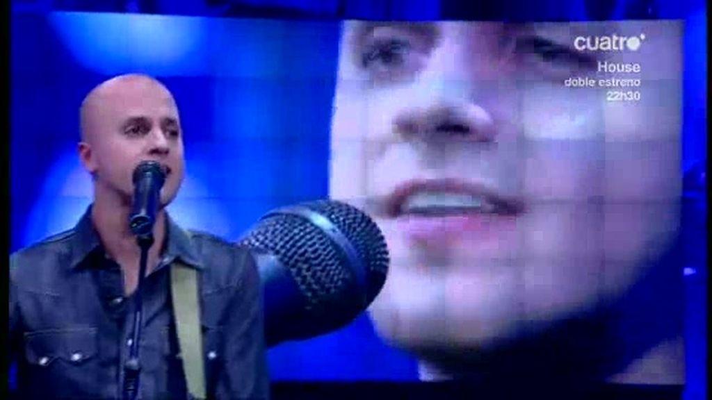 Milow presenta disco en El Hormiguero