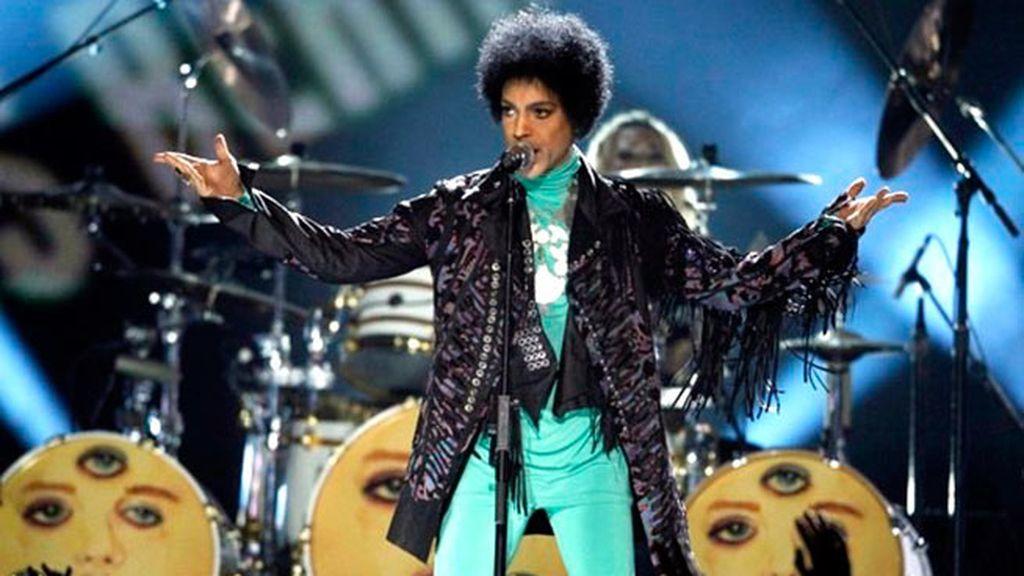 Llamar la atención nunca fue un problema para Prince