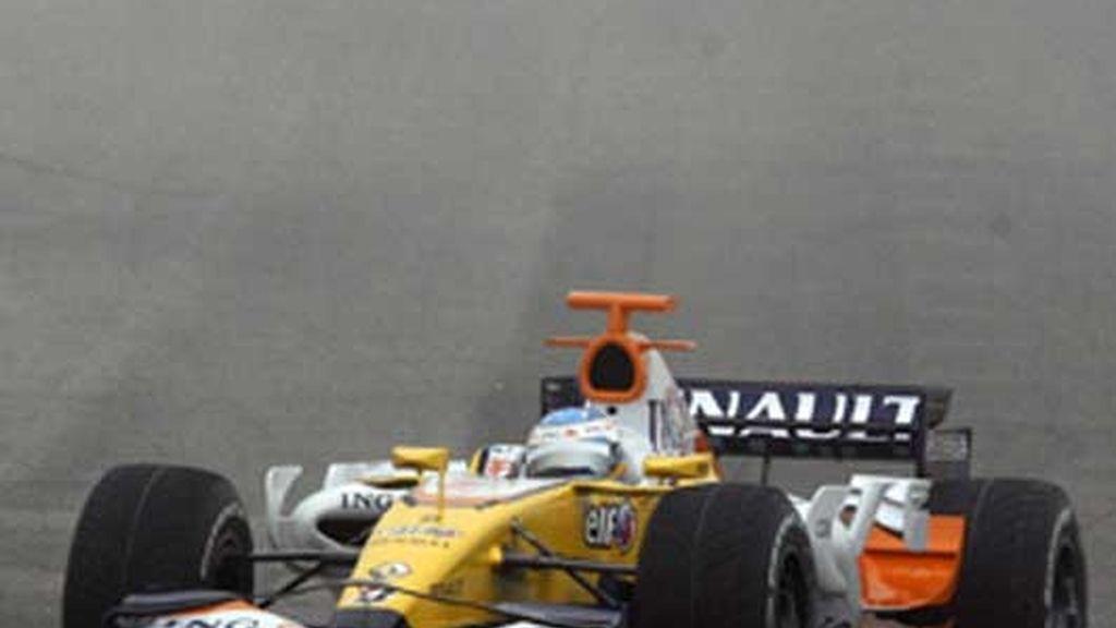 Alonso vuelve a casa