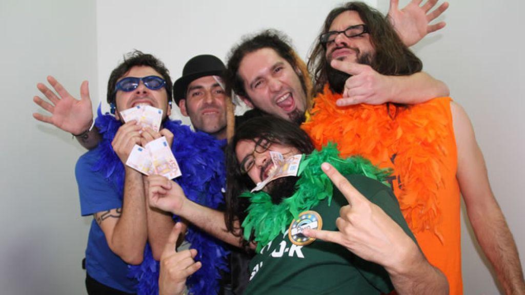 Los RockFest con plumas y dinero