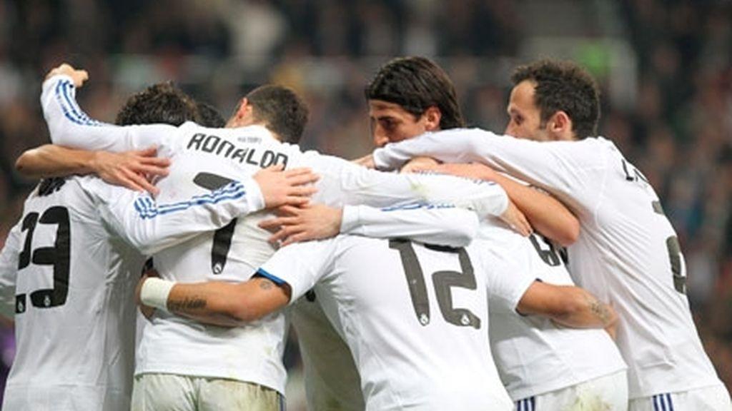 Un derby emocionante. Video: Informativos Telecinco