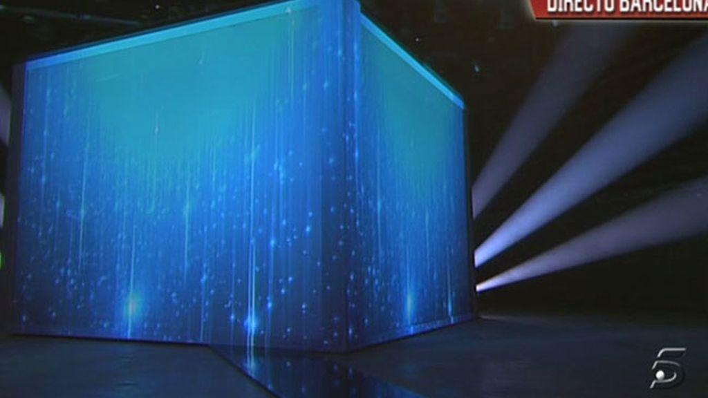 Víctor entra en 'La Caja Deluxe'