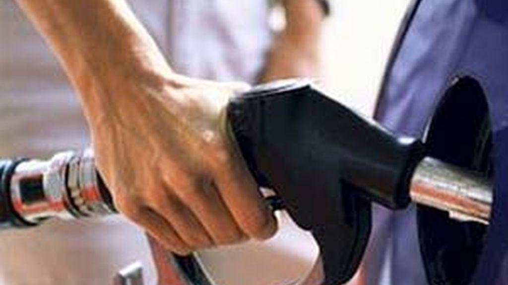 El 70% del parque español utiliza gasóleo: Foto: EFE