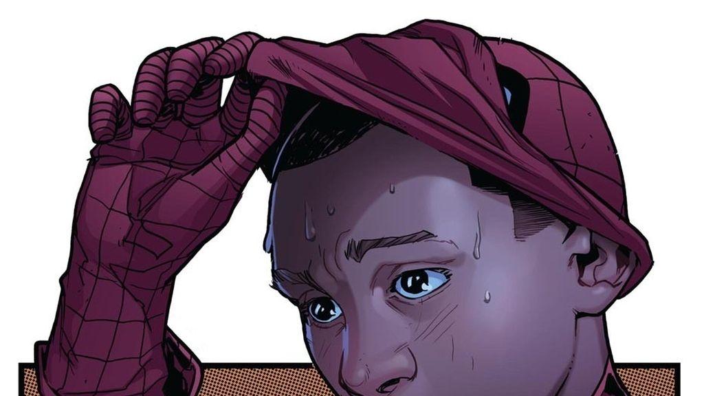 El nuevo Spiderman será afrolatino