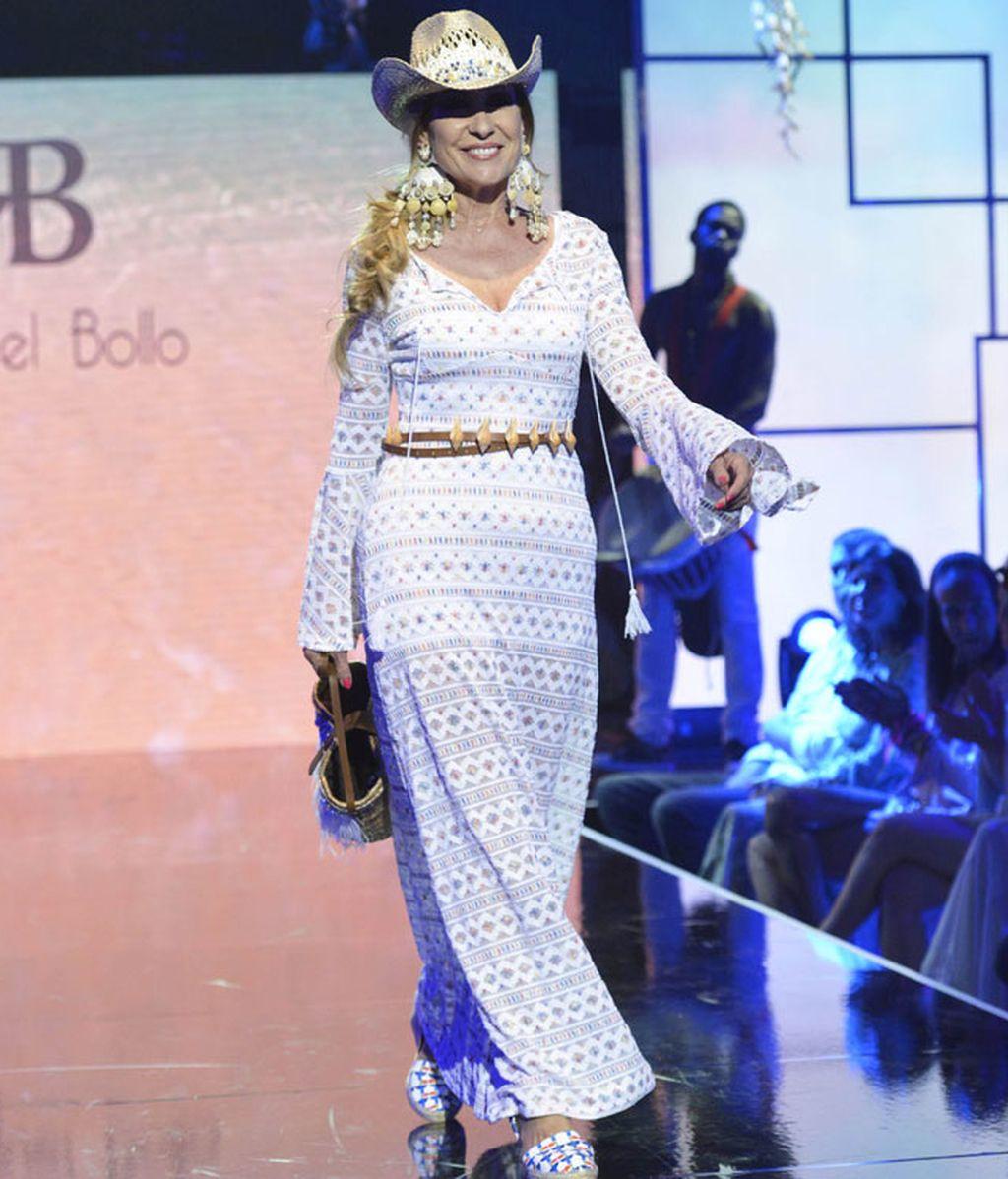 Los diseños, de Esencia Ibiza y la Boutique de Raquel Bollo