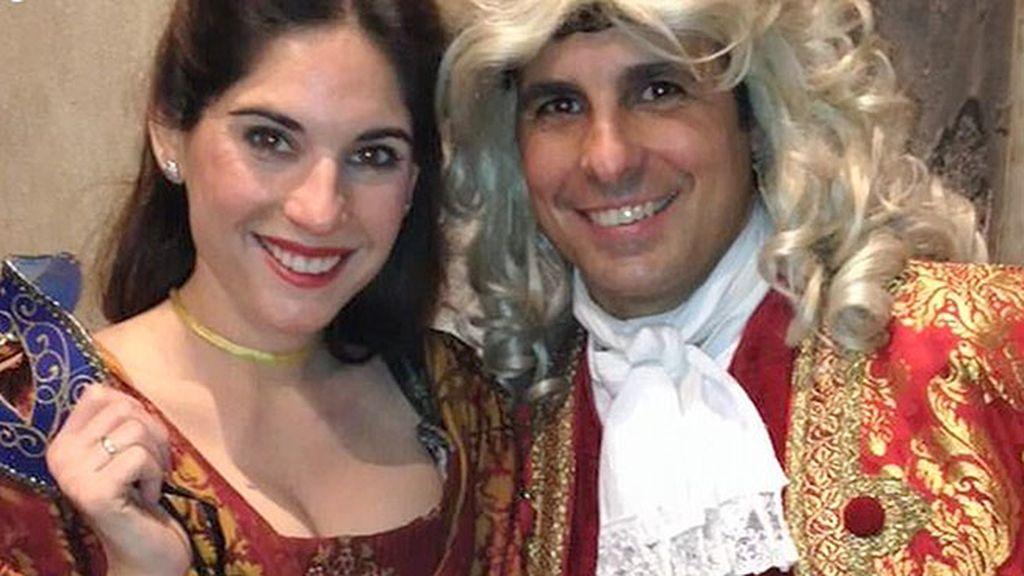 El carnaval de Lourdes Montes, Fran Rivera y Cayetano