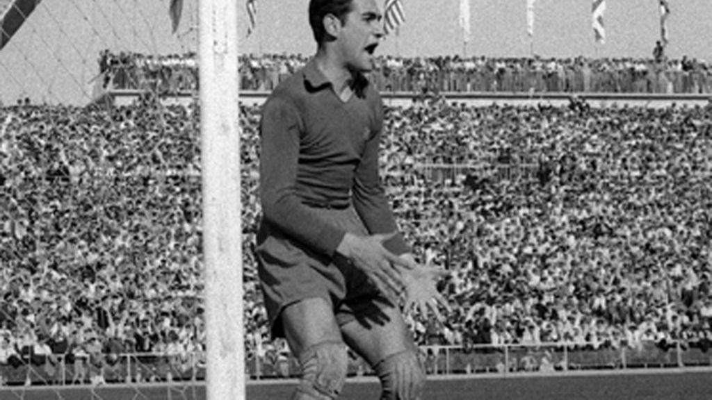 Fallece Antoni Ramallets, mítico portero del Barcelona