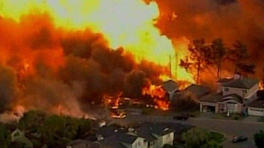 Un muerto y 20 heridos en una explosión de gas en San Francisco
