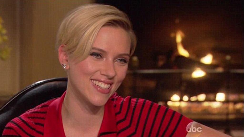 """Scarlett Johansson se """"libera"""" con las escenas de sexo"""