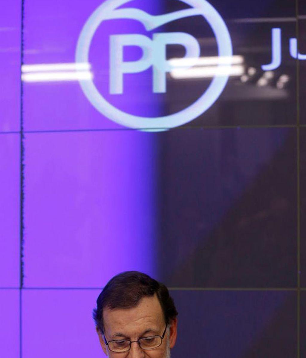 El PP cede la presidencia del Congreso al socialista Patxi López