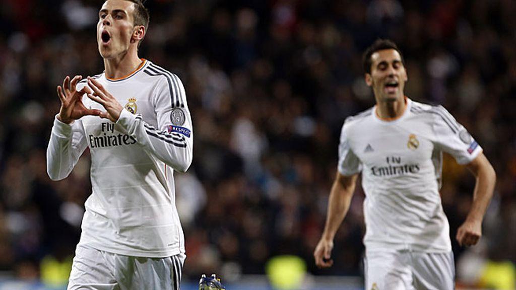 Bale, tras marcar al Galatasaray
