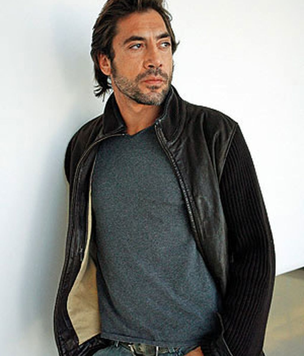 Javier Bardem (retrosexual)