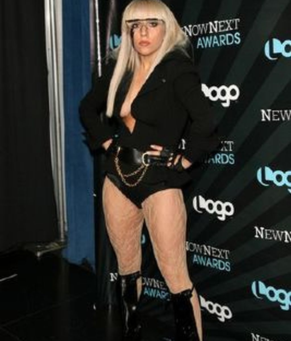 Lady GaGa ha lanzado su álbum 'The Fame monster' con una buena acogida de público y de crítica. Foto archivo