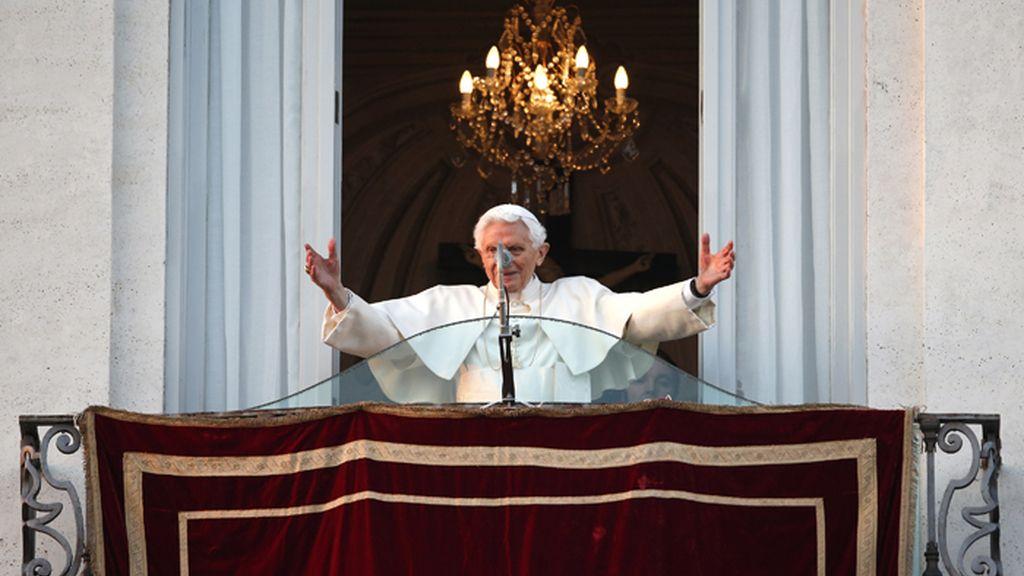 Mensaje de Benedicto XVI desde Castel Gandolfo