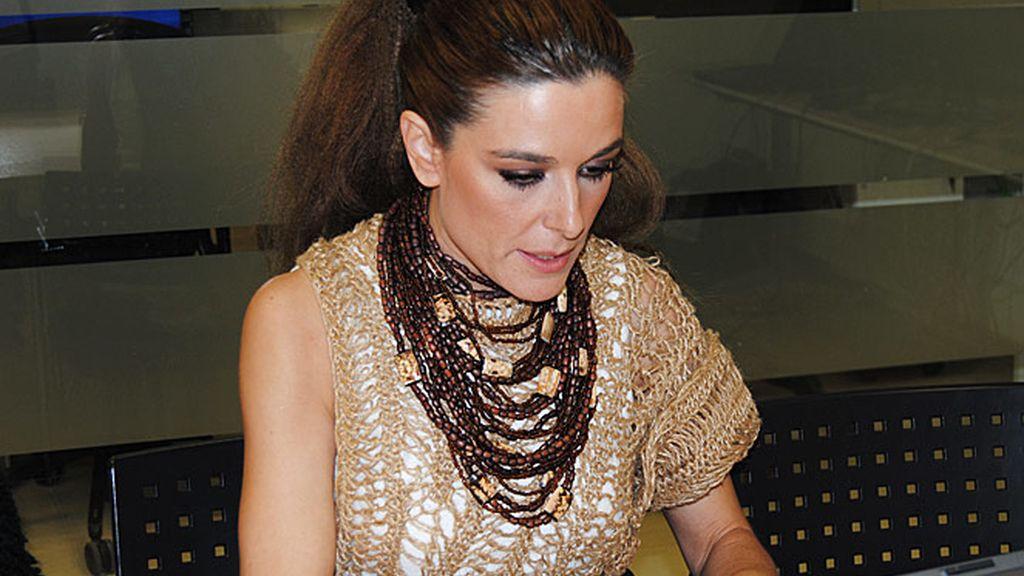 Raquel Sánchez Silva en cuatro.com