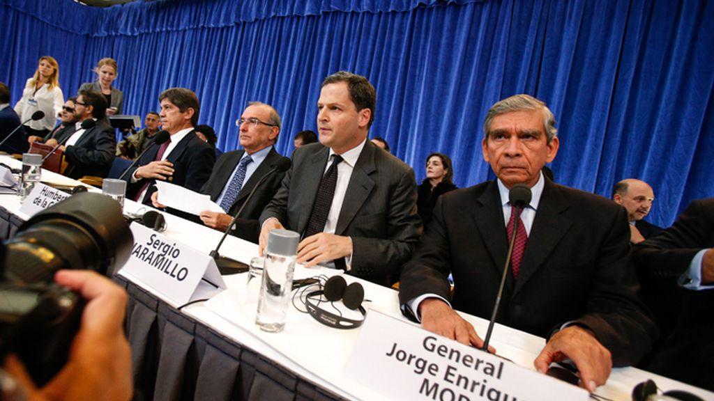 Constituída la mesa de diálogo entre el gobierno colombiano y las FARC