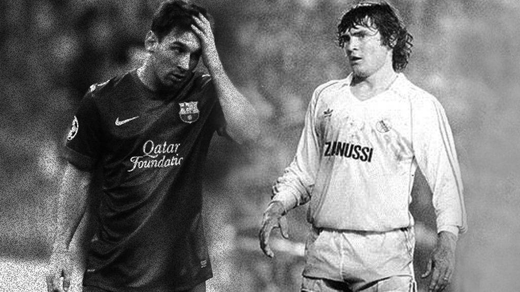 ¿Cruyff-Casillas, Di Stéfano-Valdés, Piqué-Hugo Sánchez, Messi-Camacho, Santillana-Puyol o Maradona-Zidane?